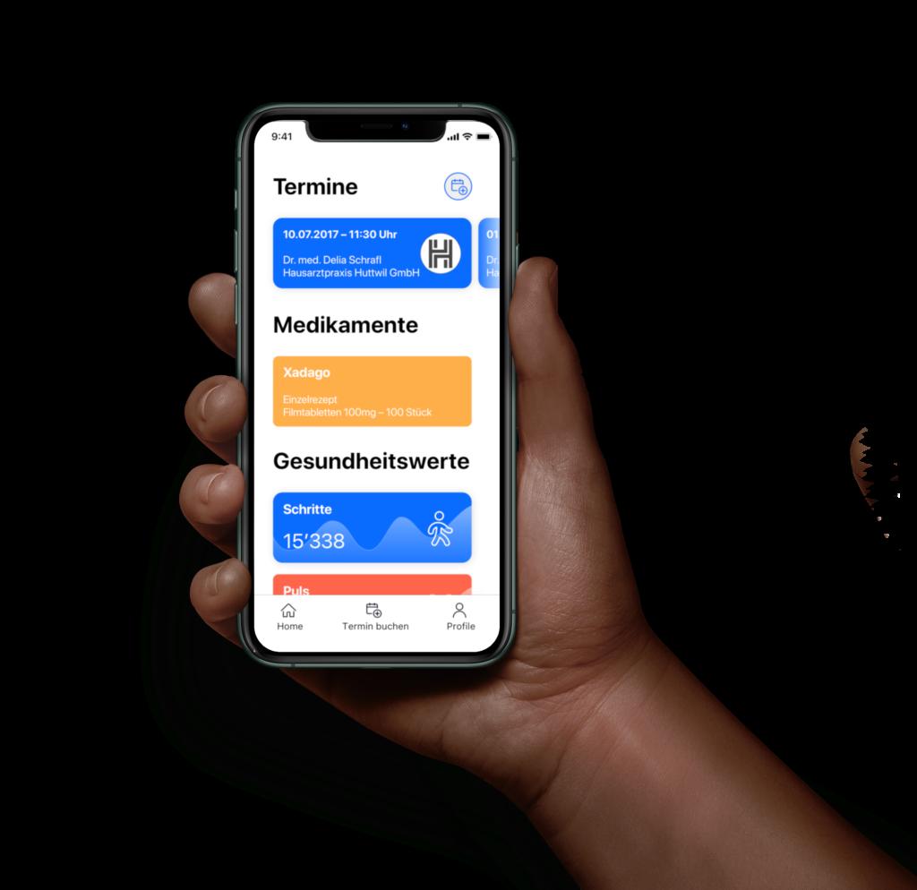 umana managed care health app