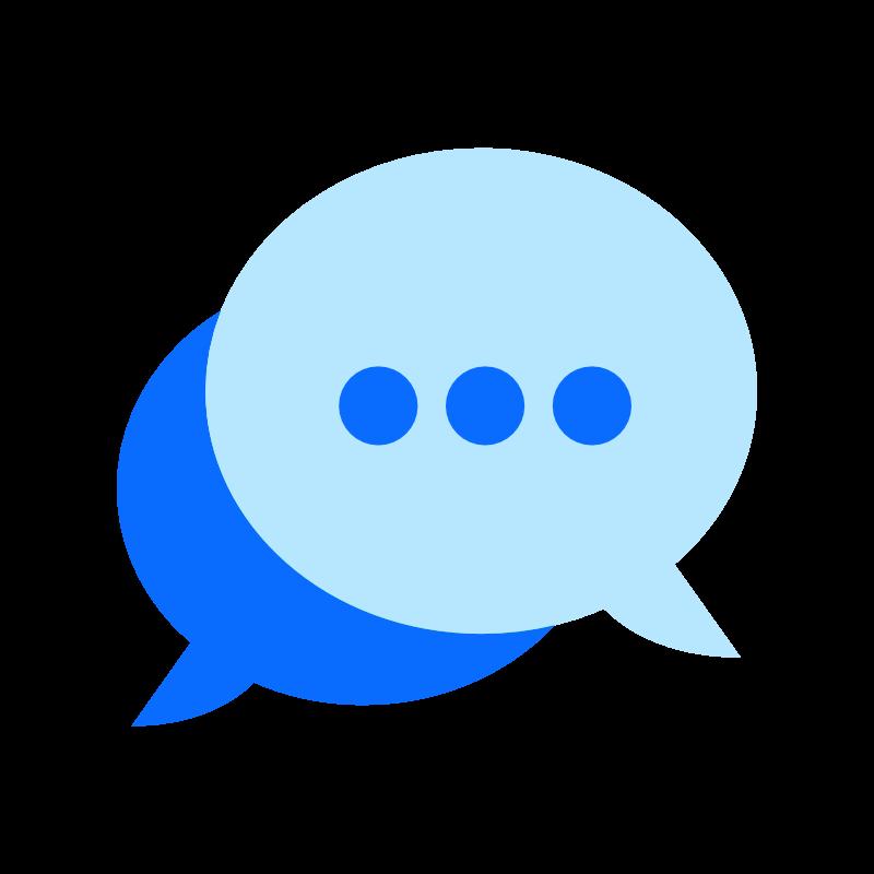 Gesicherter Messenger